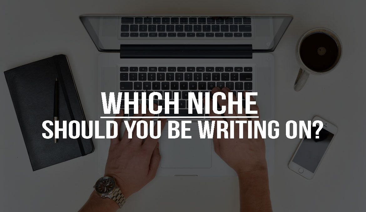 Which Niche Should You be Writing on?