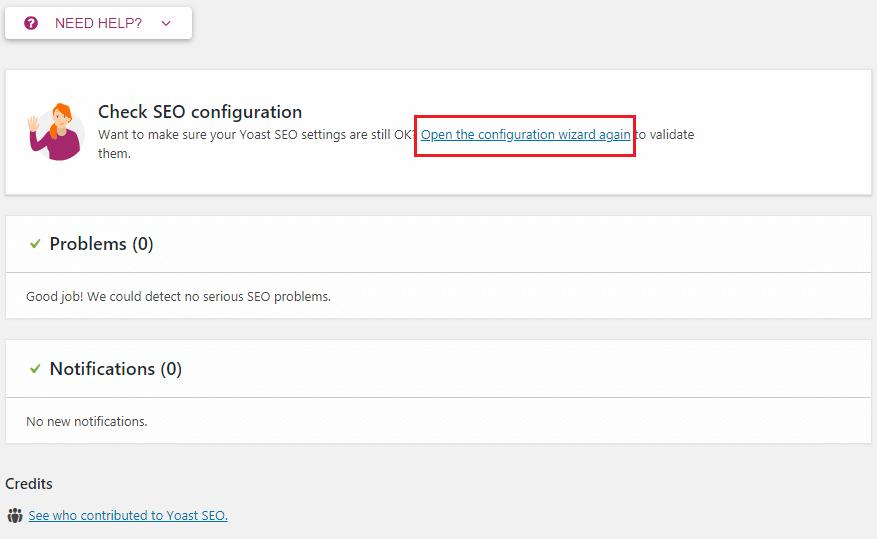 yoast seo settings 2021