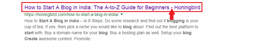 customise Search Snippet with Yoast SEO