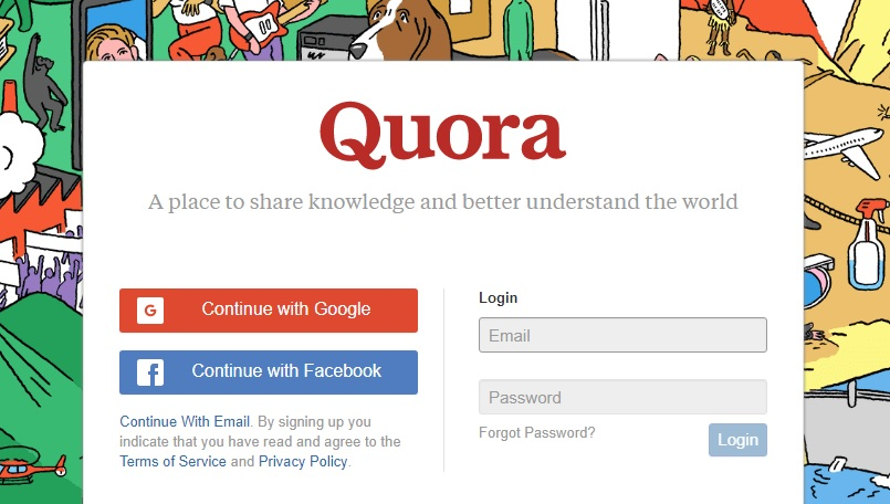 Best Blogging platform in India - Quora