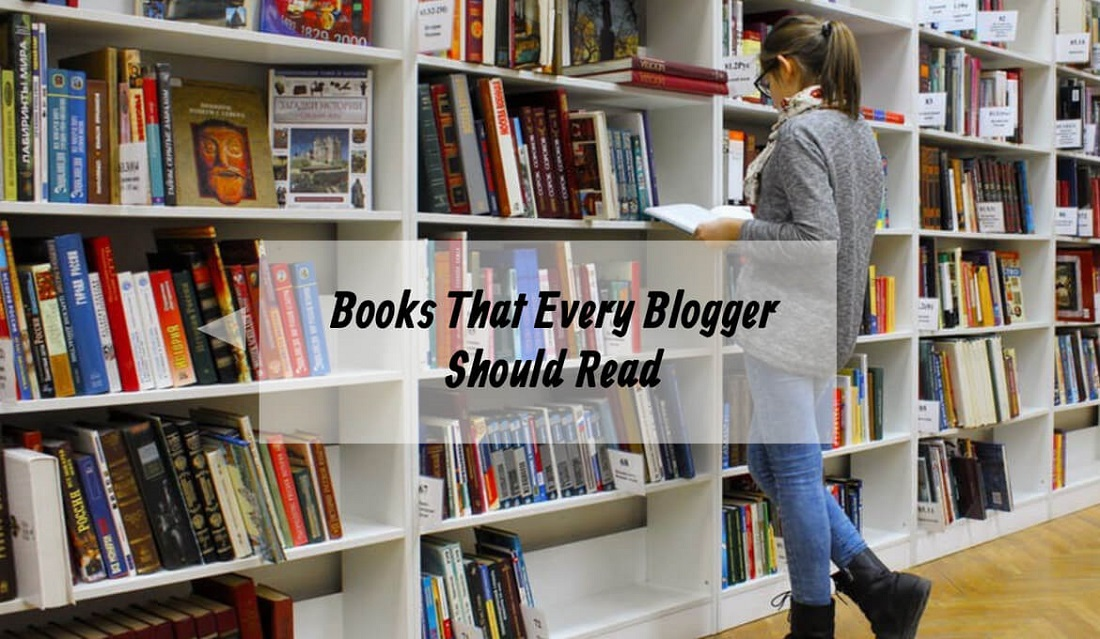 10 Books Every Aspiring Blogger Should Read