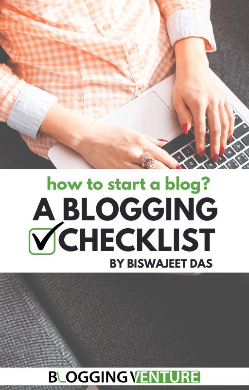 Free Blogging ChecKLIST