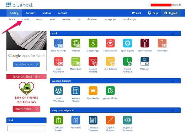 Bluehost for Indian Blogger